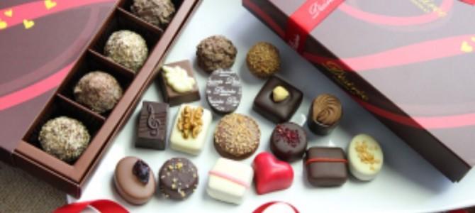 チョコレートで美肌up