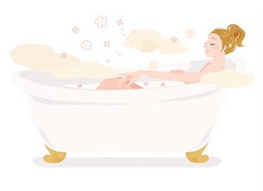 お風呂で簡単!乾燥しらずのツヤ肌に‼︎